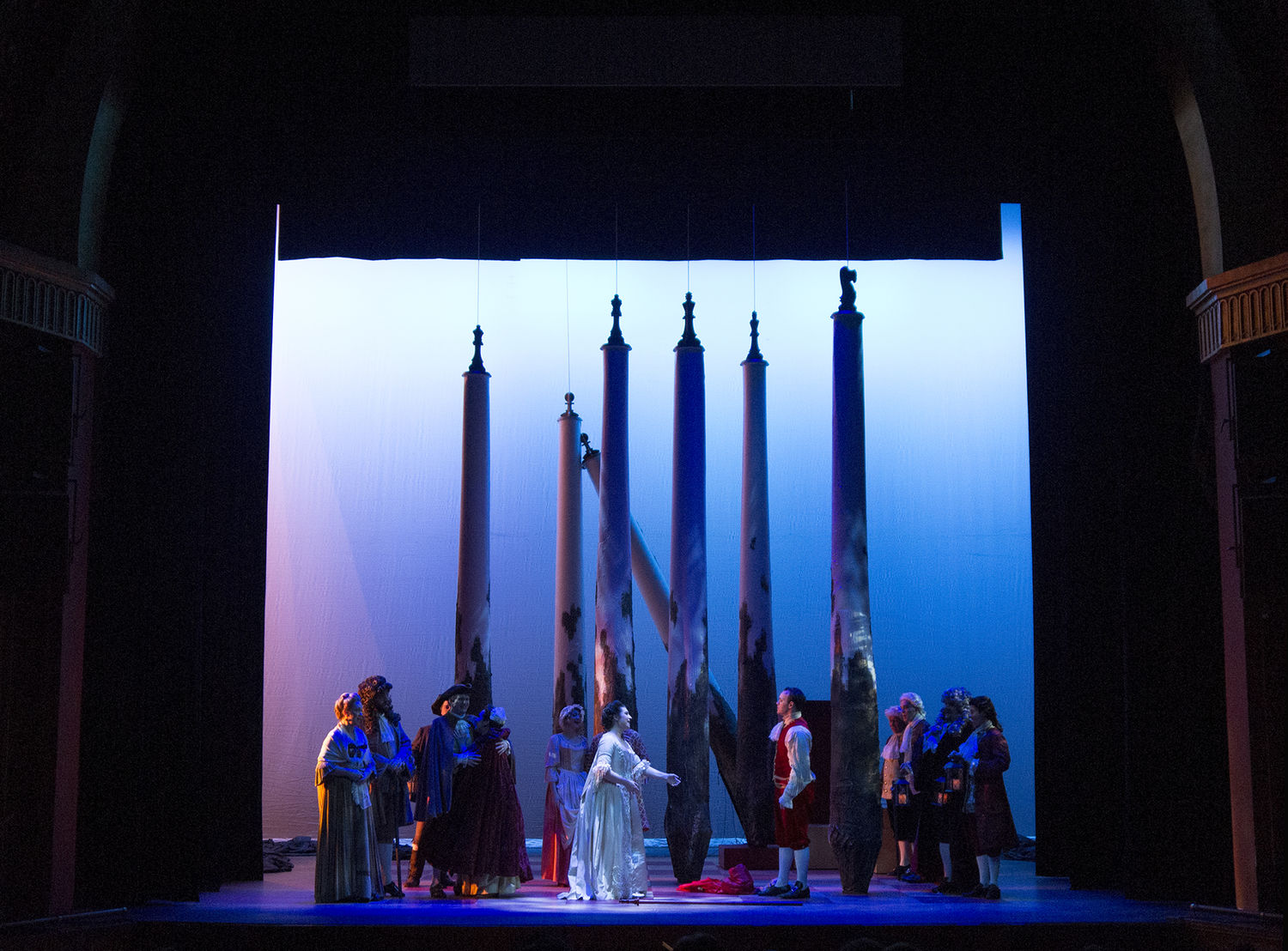 The Marriage of Figaro  Finale