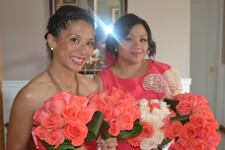 Makeup: Lei de la Rama Hair: Michelle Patricio