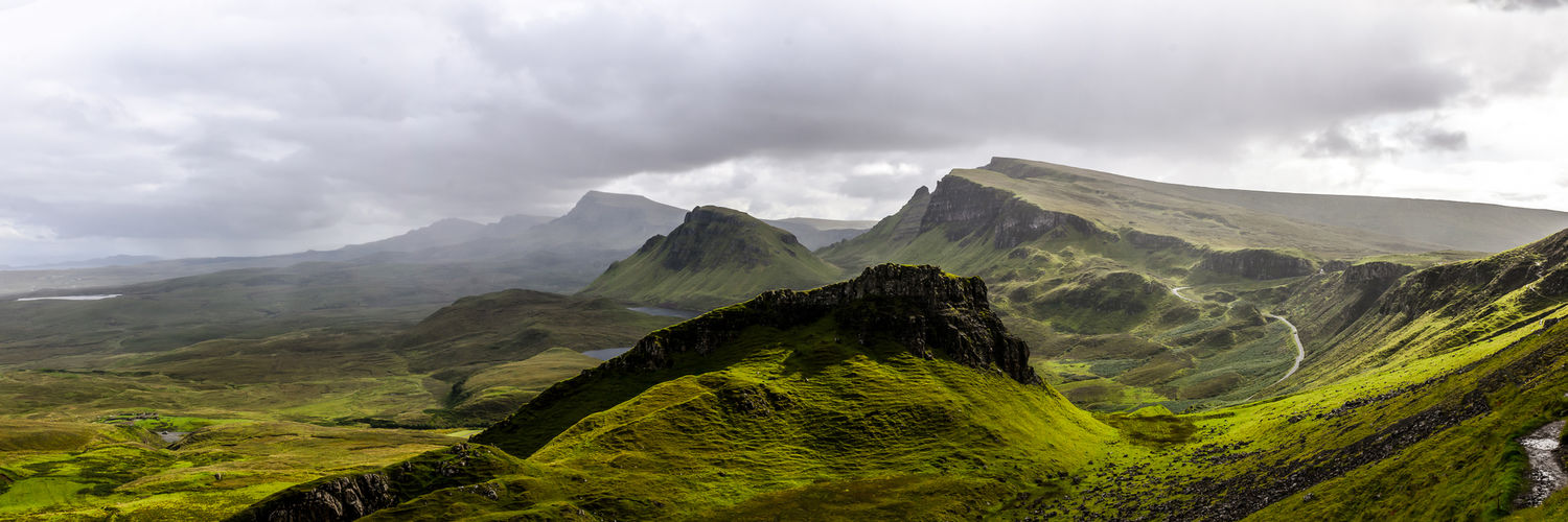 LIGHT IN QUIRAING