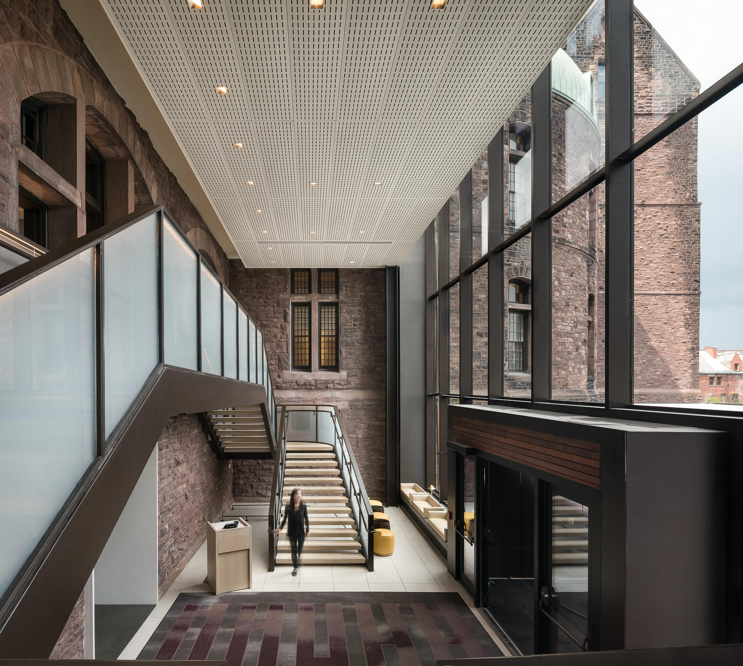 AIA Historic Preservation Award, Hotel Henry - Flynn Battaglia Architects