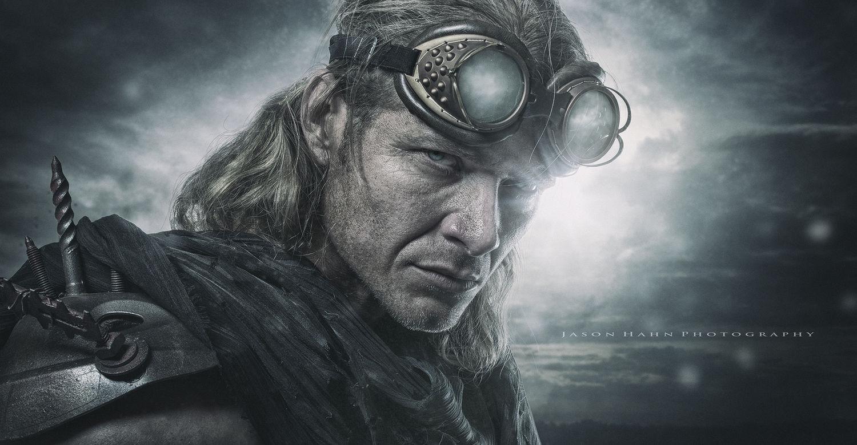 Wasteland Model: Thomas Gunter