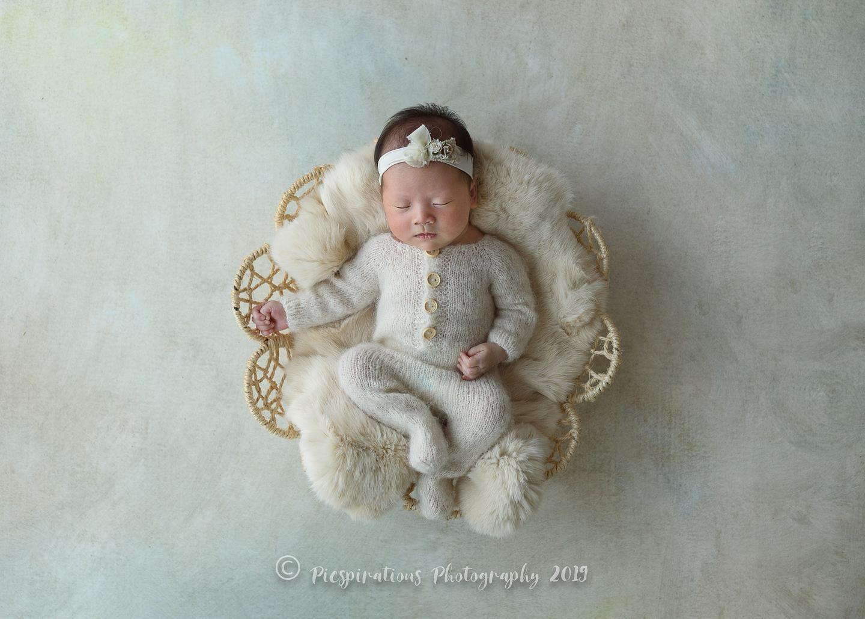 Creative Newborn Photography