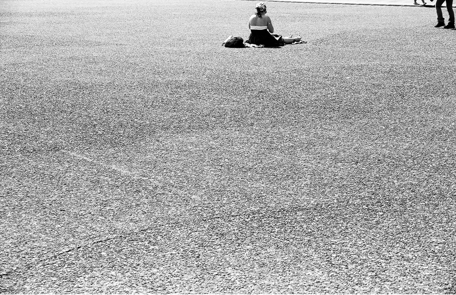 Sunbather, Florence 2010   Edition 1 of 2