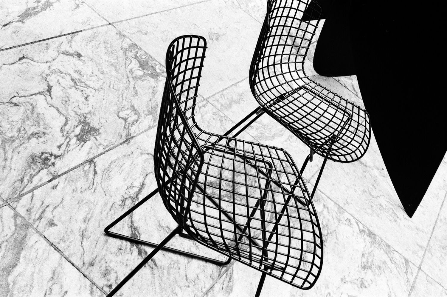 Chairs, New York 2009   Edition 1 of 2