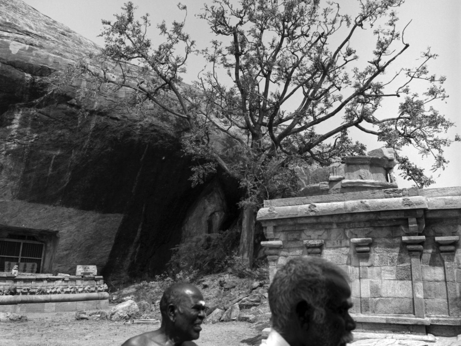 Priest at Narthamalai, Tanjore 2014   Edition 1 of 2