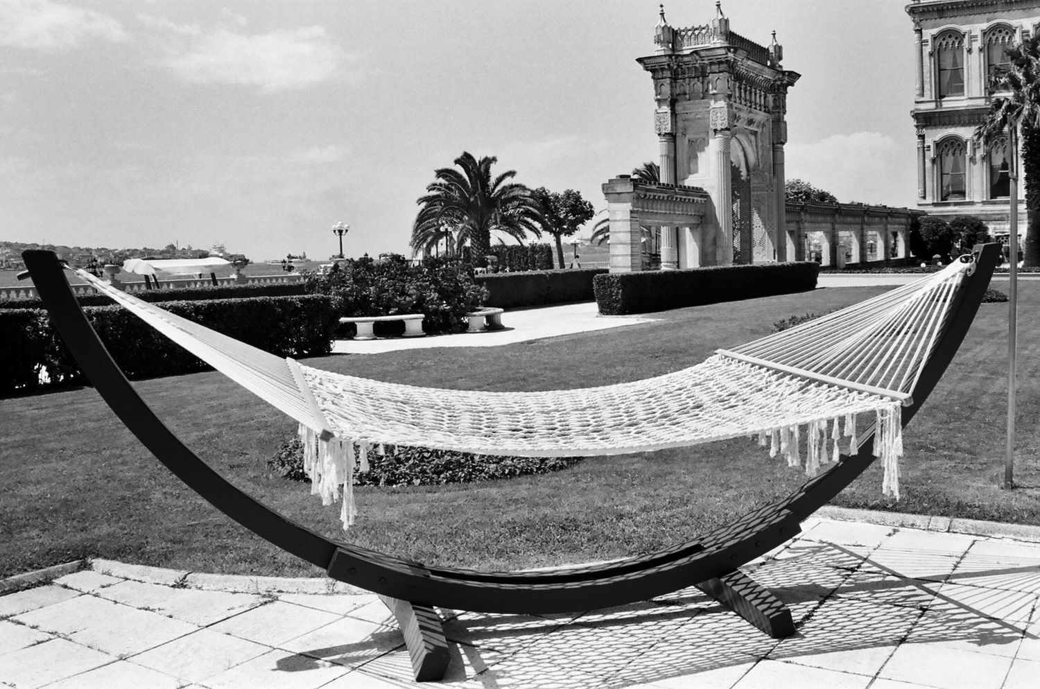 Hammock in the Sun, Istanbul 2014   Edition 1 of 2