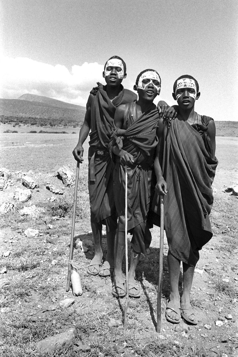 Maasai Boys, Ngorongoro 2016   Edition 1 of 2