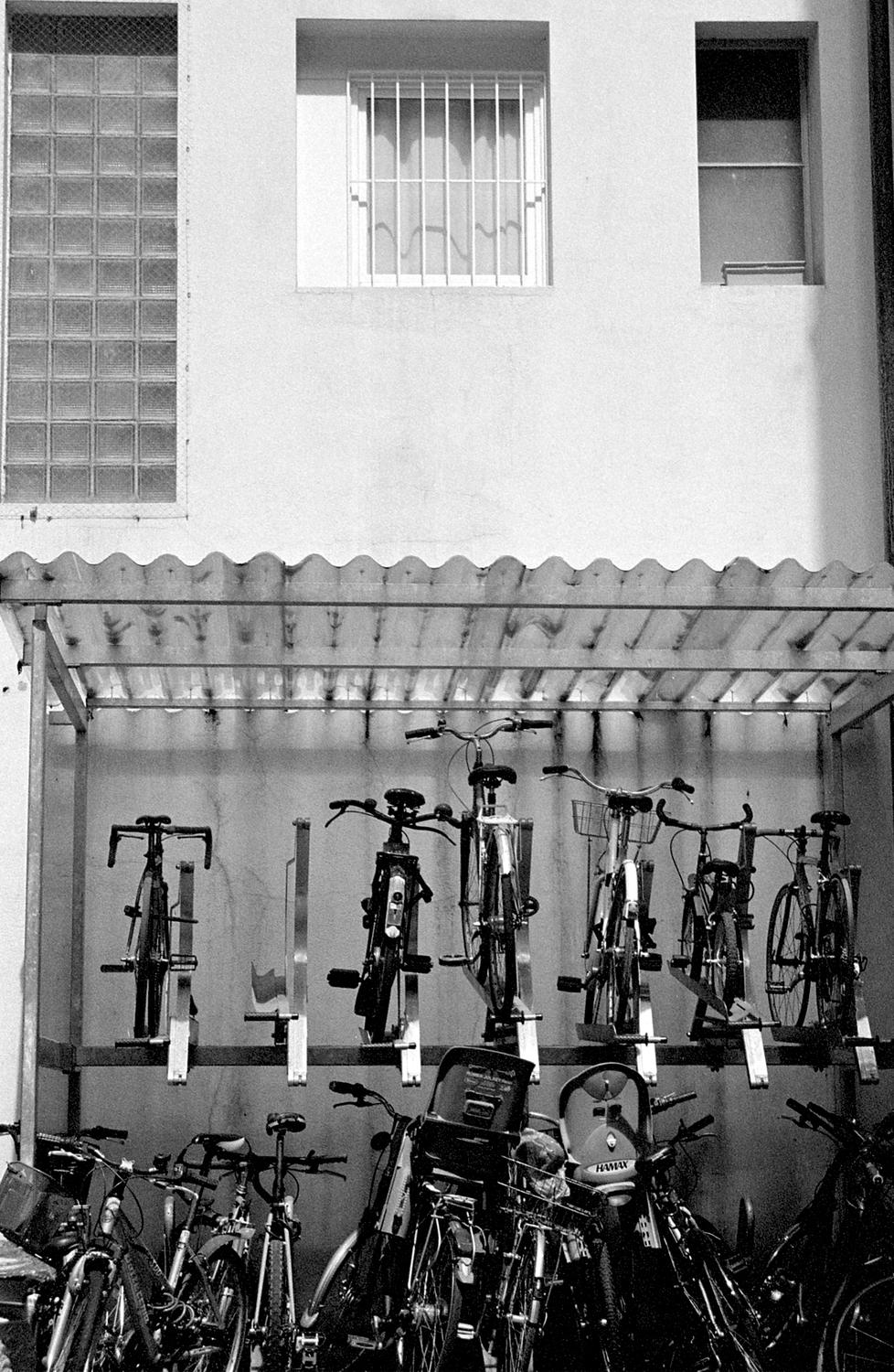 Bicycle Stand, Geneve 2017   Edition 1 of 2