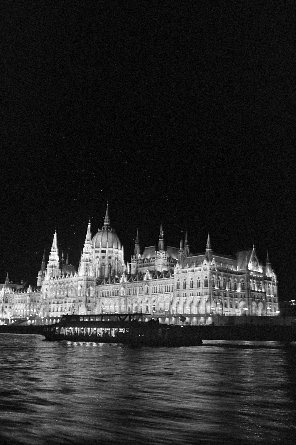 Parliament by Night, Budapest 2018   Edition 1 of 2