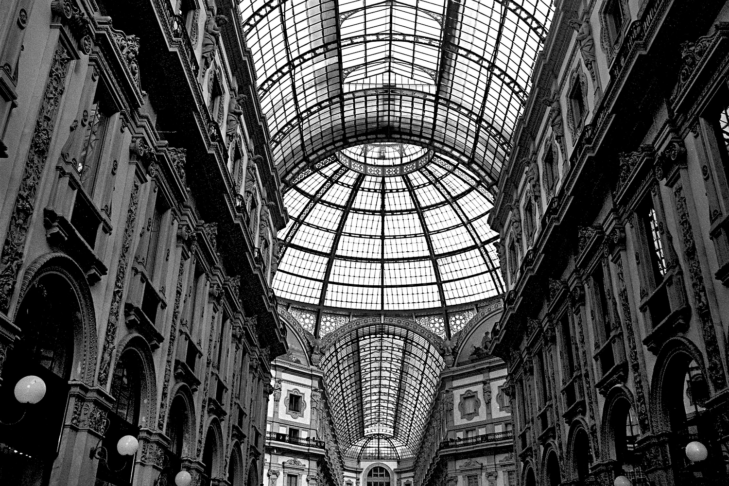 Row of Skylights, Milan 2018   Edition 1 of 2