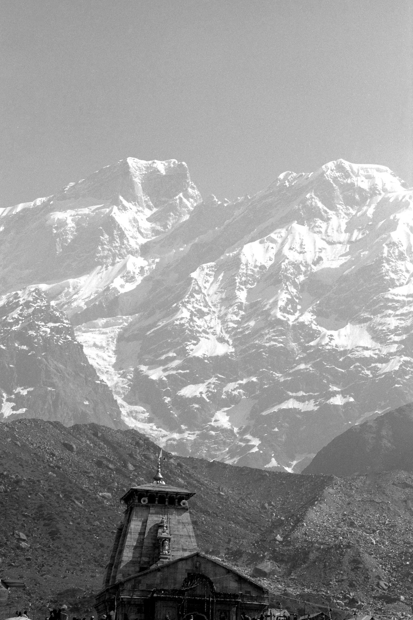 Divinty cradled by Himalayas,  Kedarnath 2019   Edition 1 of 10