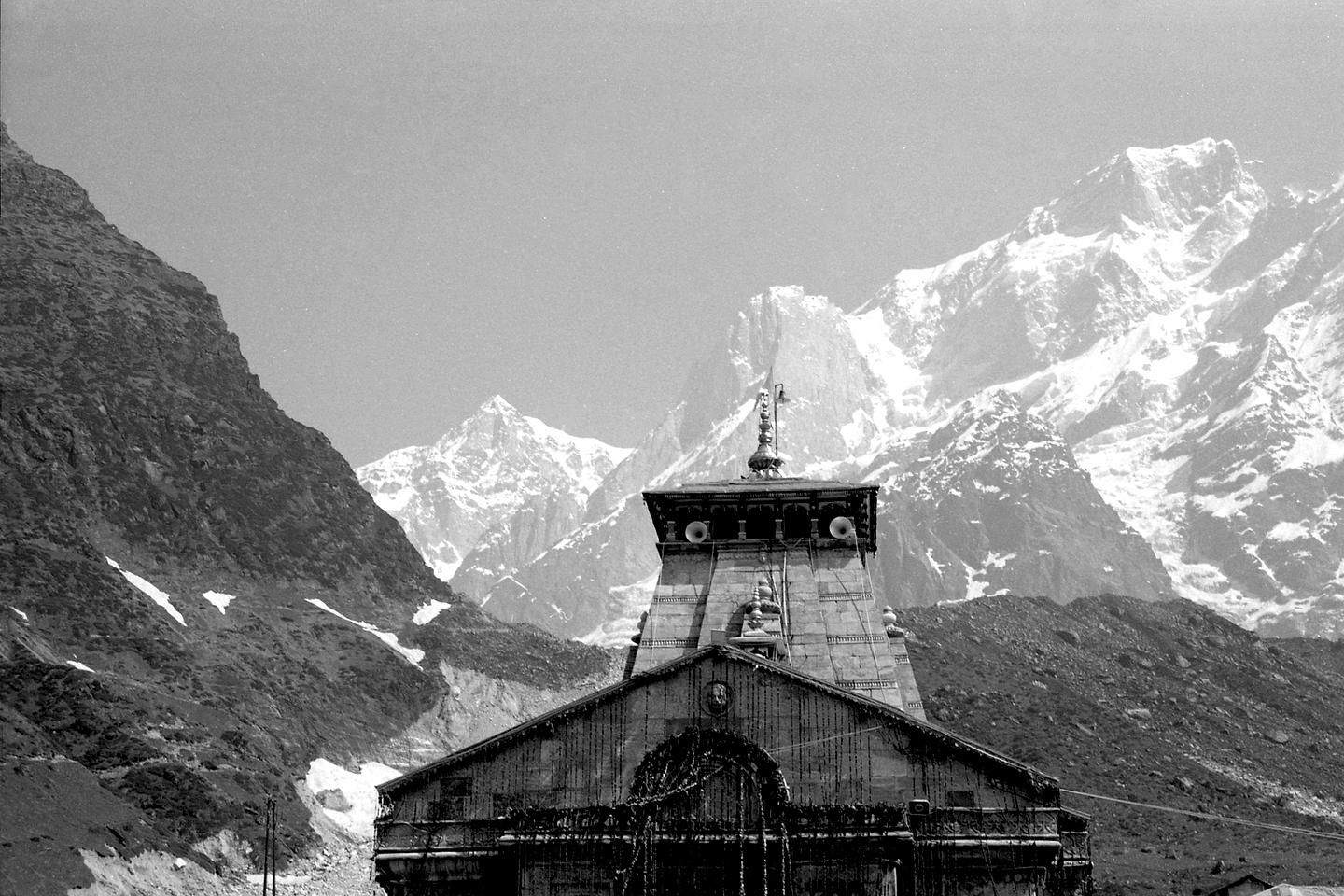 The Shrine, Kedarnath 2019   Edition 1 of 5