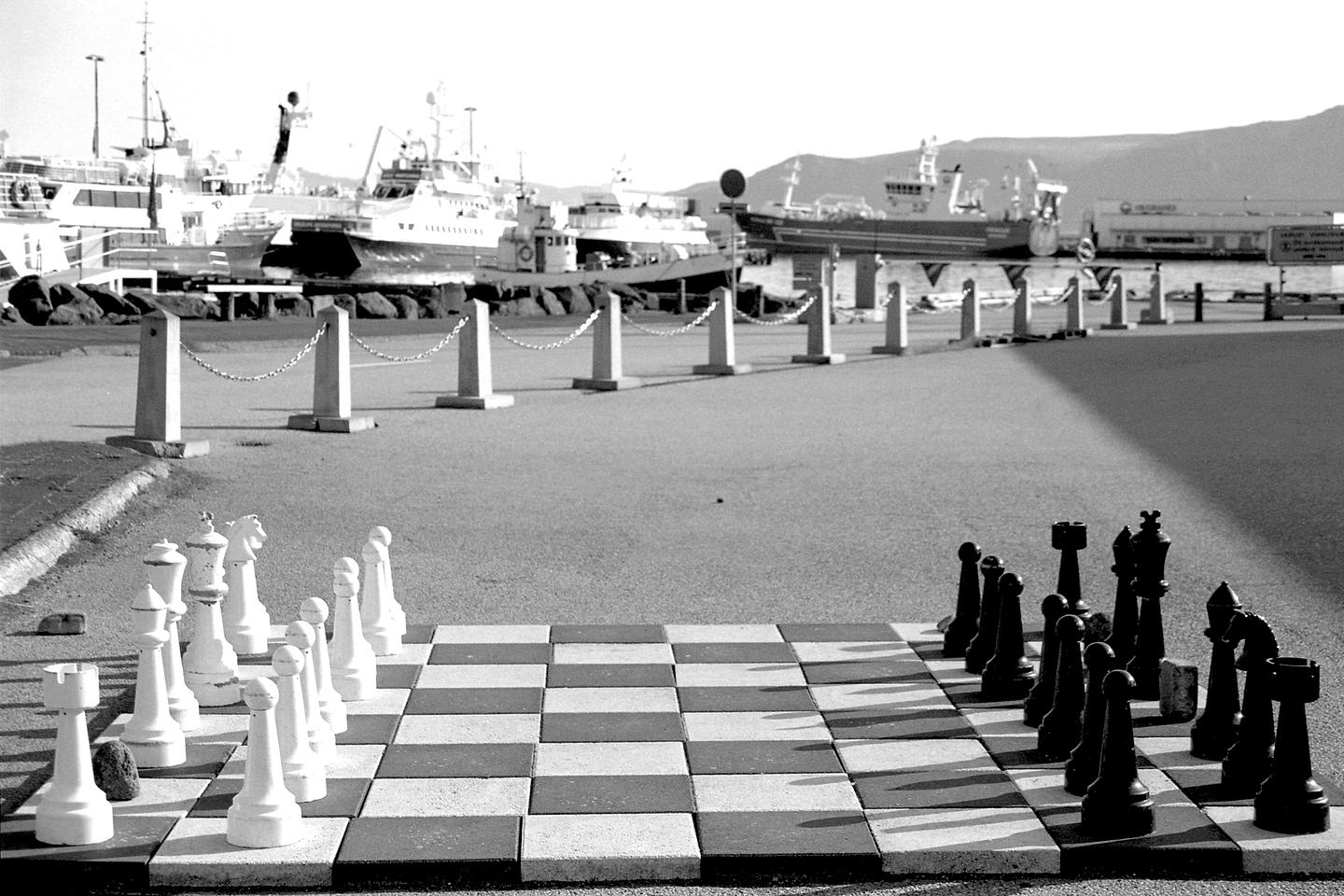 Chess at the Pier, Reykjavik 2019   Edition 1 of 2