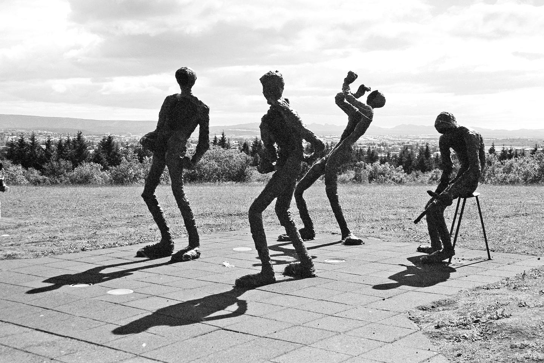 Quartet, Reykjavik 2019   Edition 1 of 2