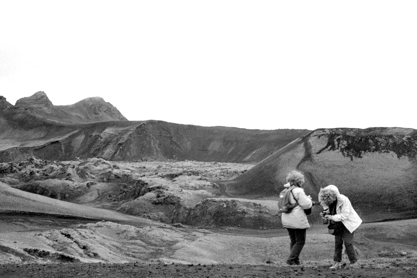 Twinning at Landmannalaugar, Iceland 2019   Edition 1 of 2