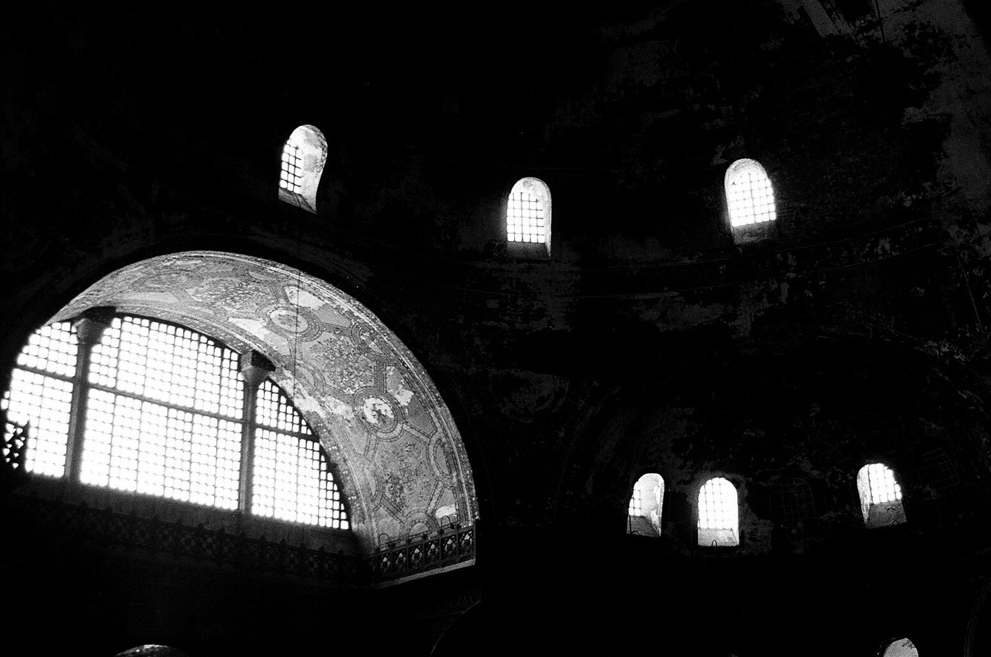 Church Windows in Mosque, Istanbul 2007   Edition 4 of 5