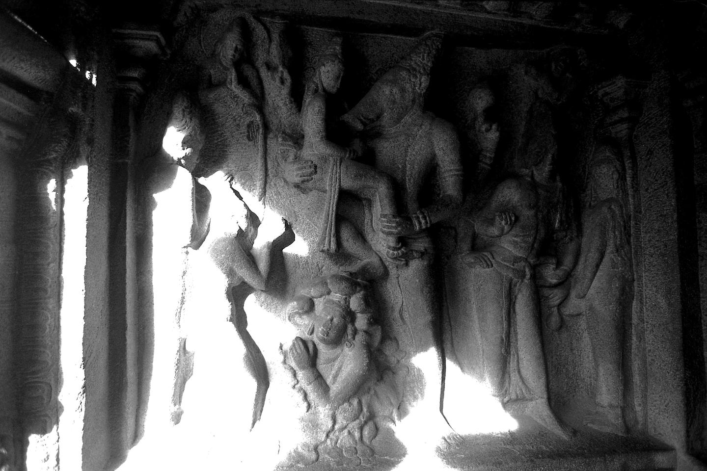 Lord Varaha with Bhu Devi, Mahabalipram 2020   Edition 1 of 10