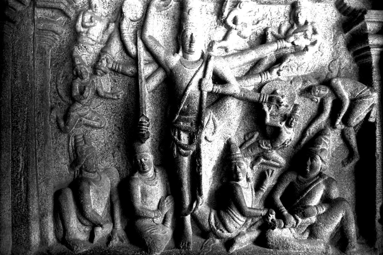 Lord Vishnu Trivikrama, Mahabalipuram 2020   Edition 1 of 10