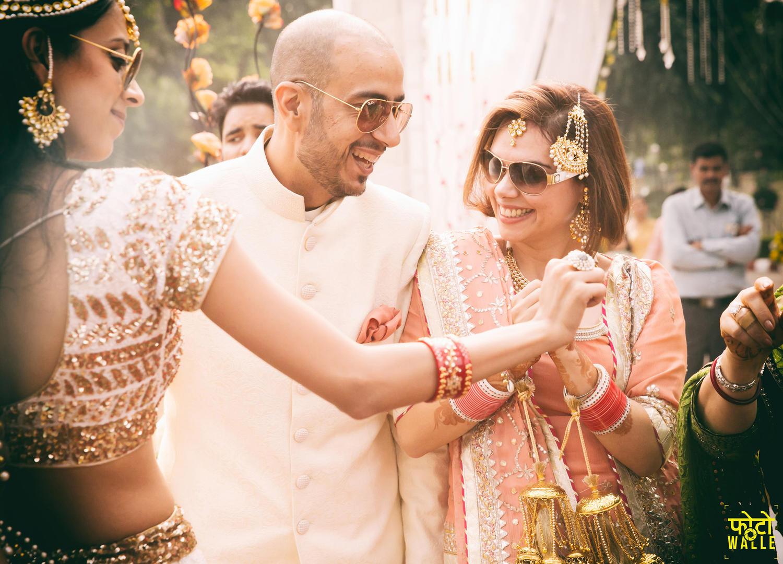 Neha & Manav