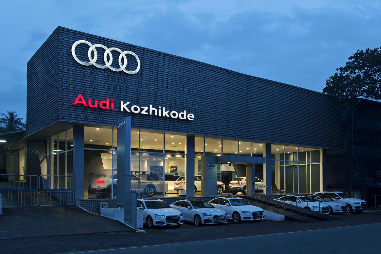 Client: Audi Kozhikode