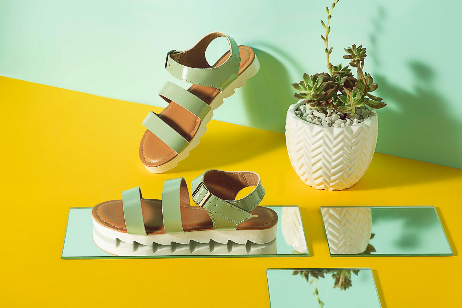 Client: Sylcon Footwear