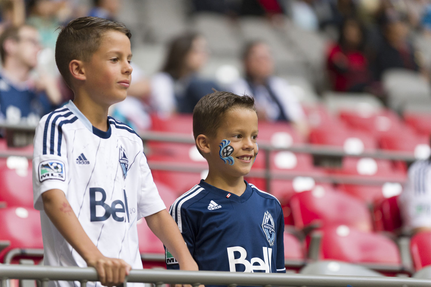 Vancouver Whitecaps- July 5, 2014