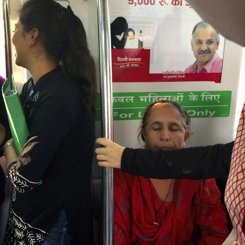 Delhi In Transit #2