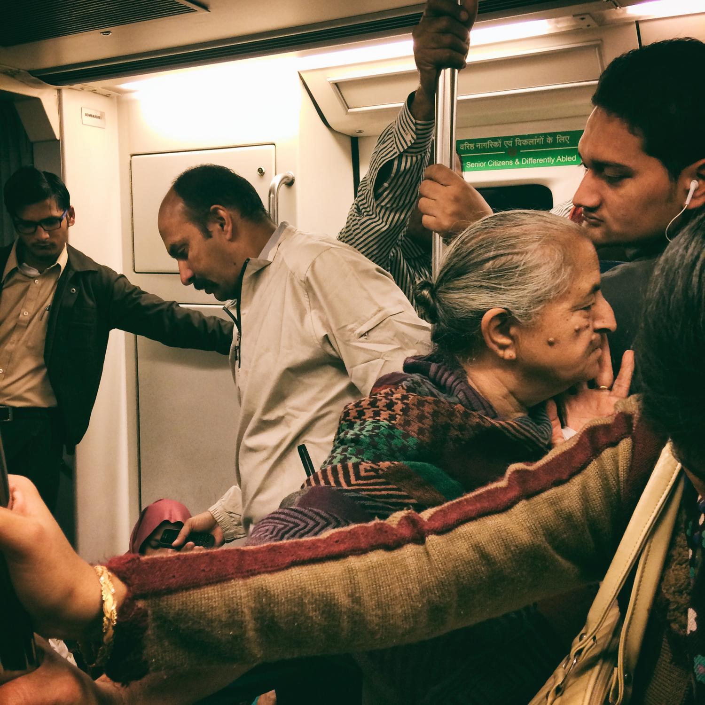 Delhi In Transit #9