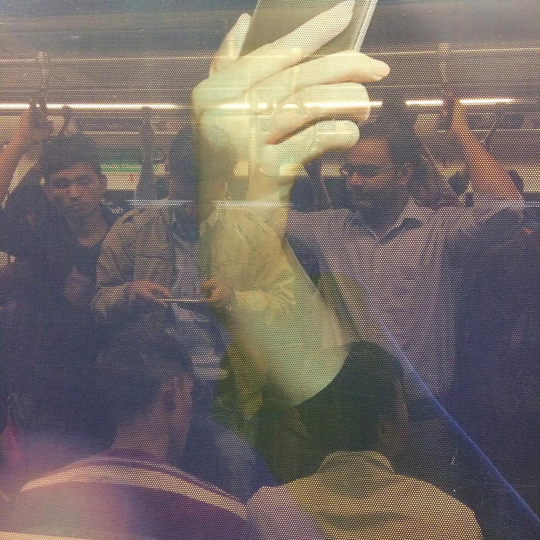 Delhi In Transit #8