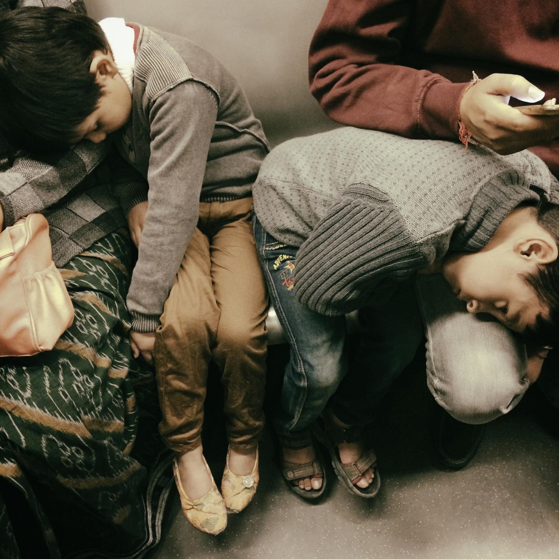 Delhi In Transit #14