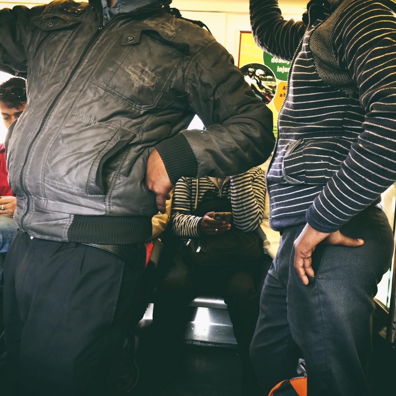 Delhi In Transit #13