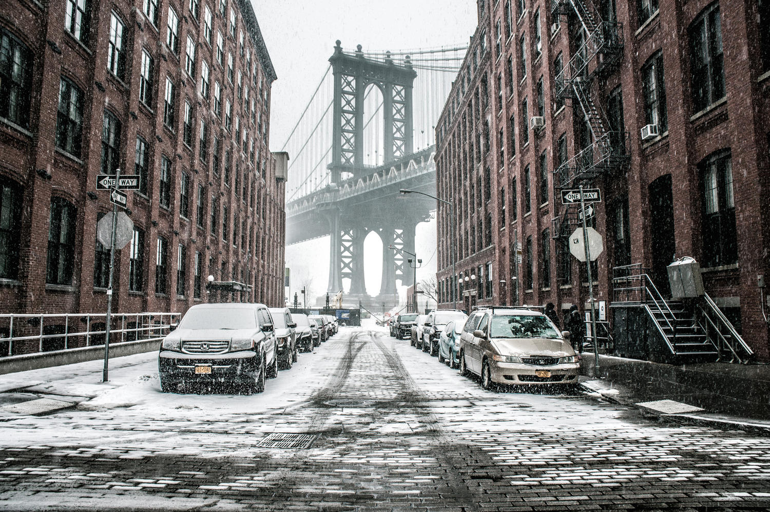 Winter in Brooklyn / Brooklyn, NY / 2015