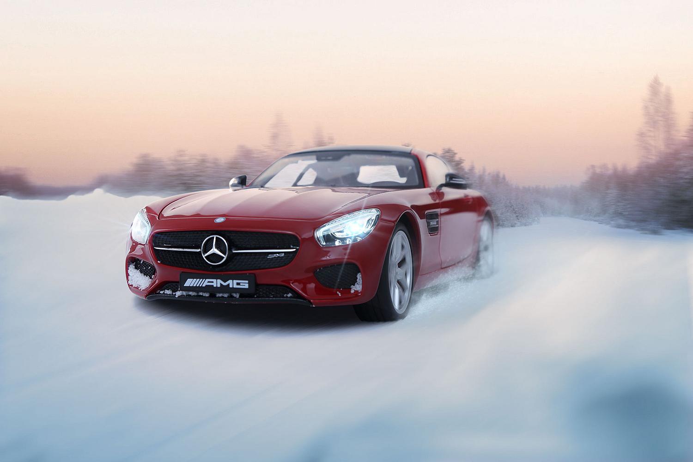 Mercedese C63 GT AMG