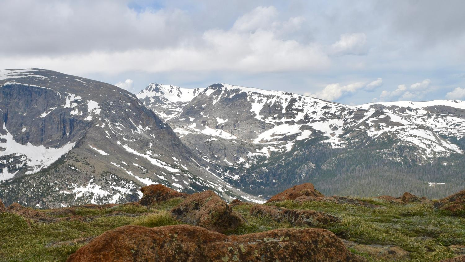 Views from Trail Ridge Road