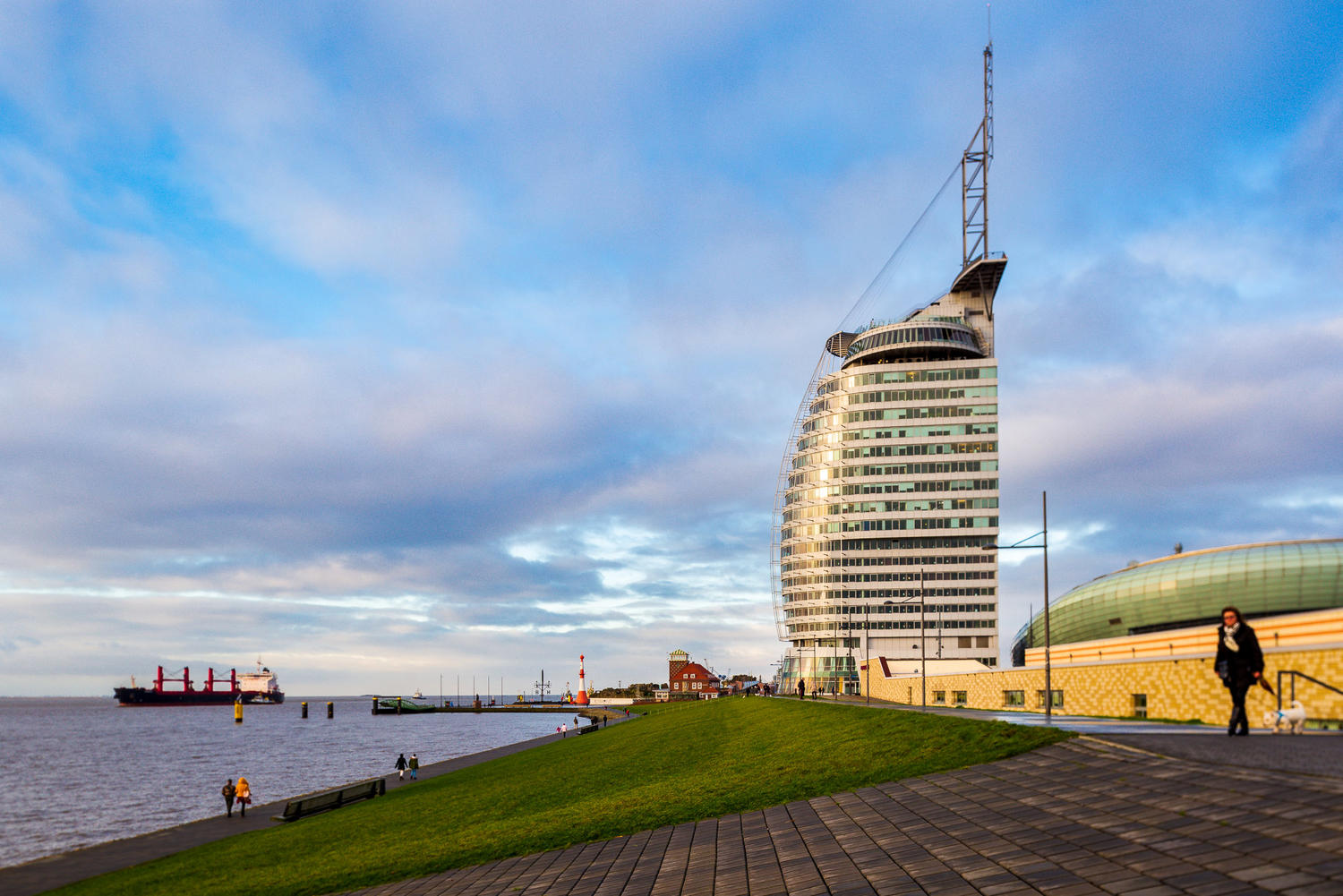 Sail City Hotel, Bremerhaven, Germany