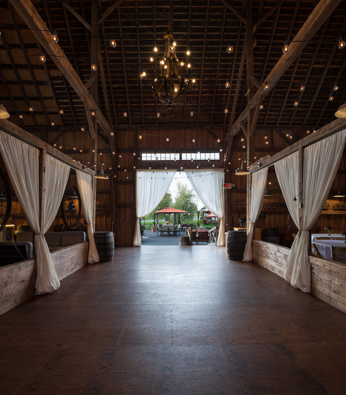 Hayloft at the Grove