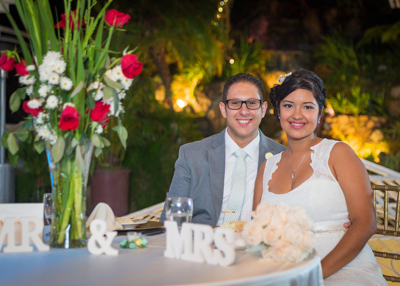 meléndez Wedding - Reception