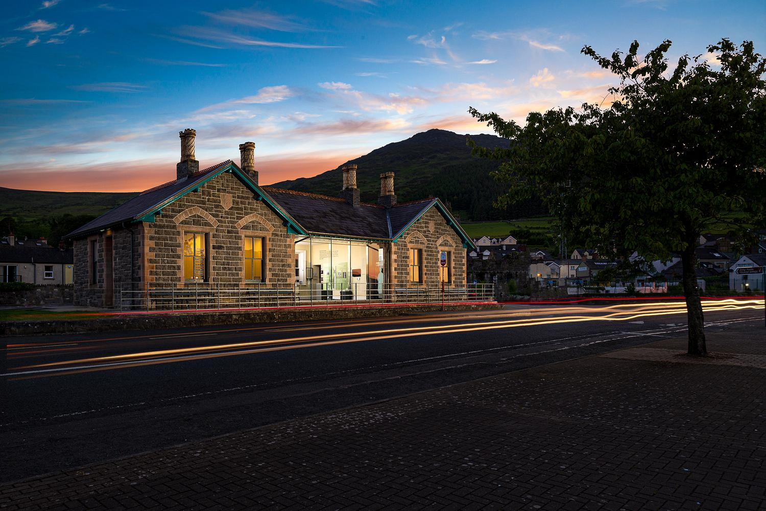 The Station House, Carlingford, Co. Louth