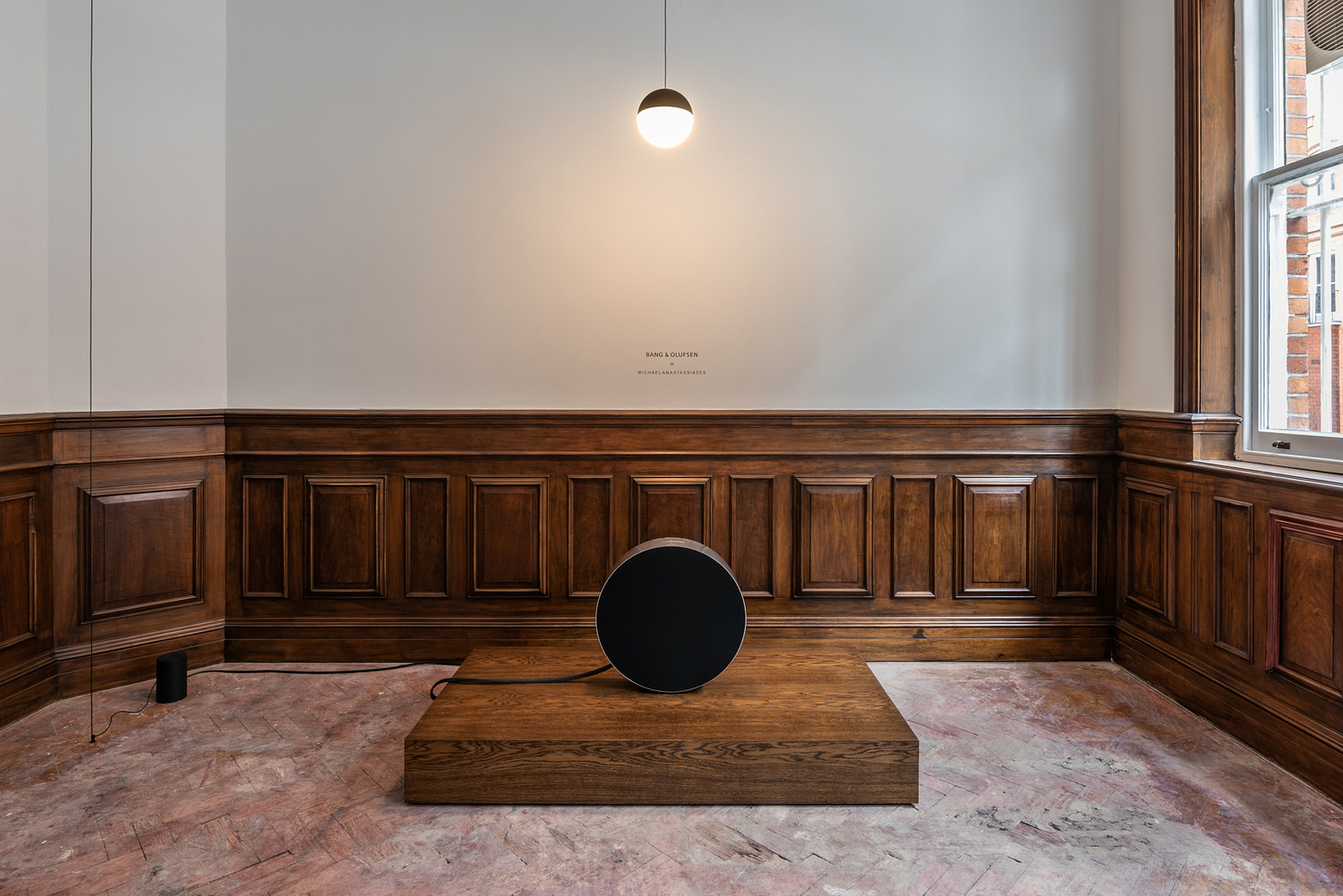Bang & Olufsen Beosound Edge installation, Knightsbridge, London