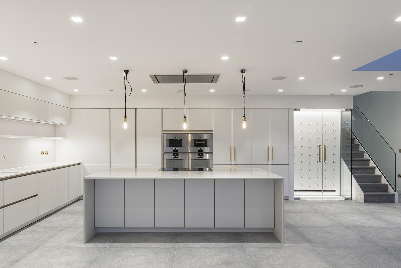 Contemporary kitchen, Surrey