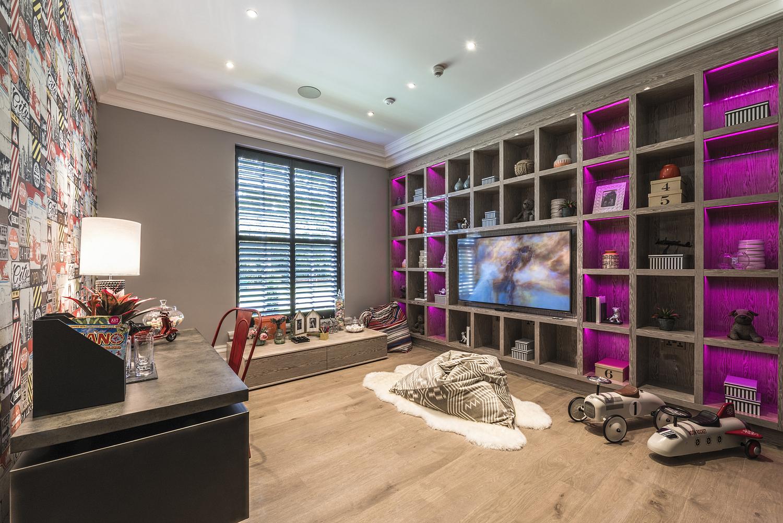 Playroom, Surrey house