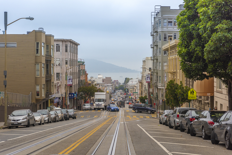 Bay view, San Francisco, CA
