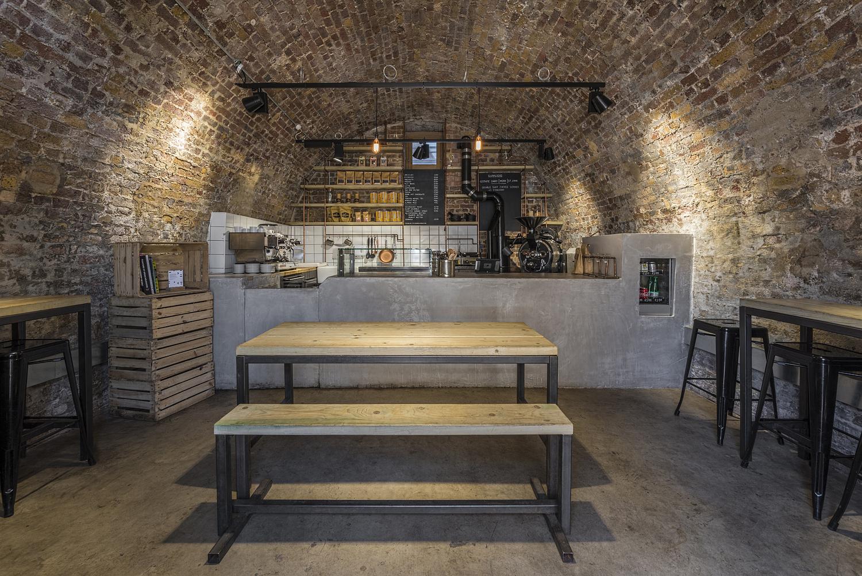 Lomond Coffee, London