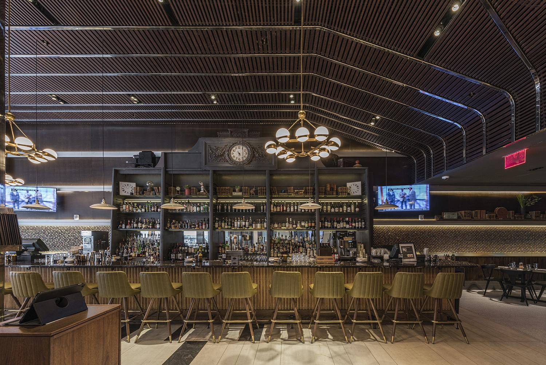 Bar, Hyatt Times Square, New York
