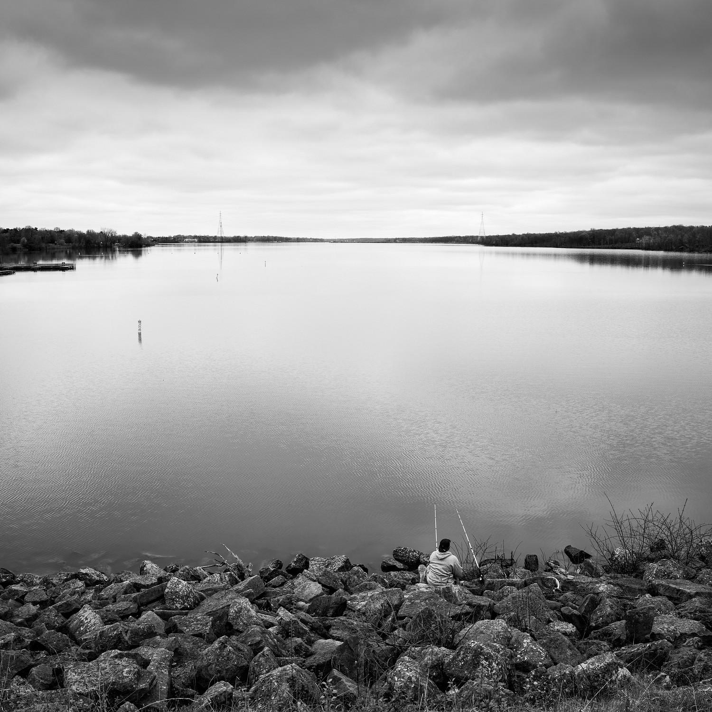 Hoover Reservoir, Study 7. 2019