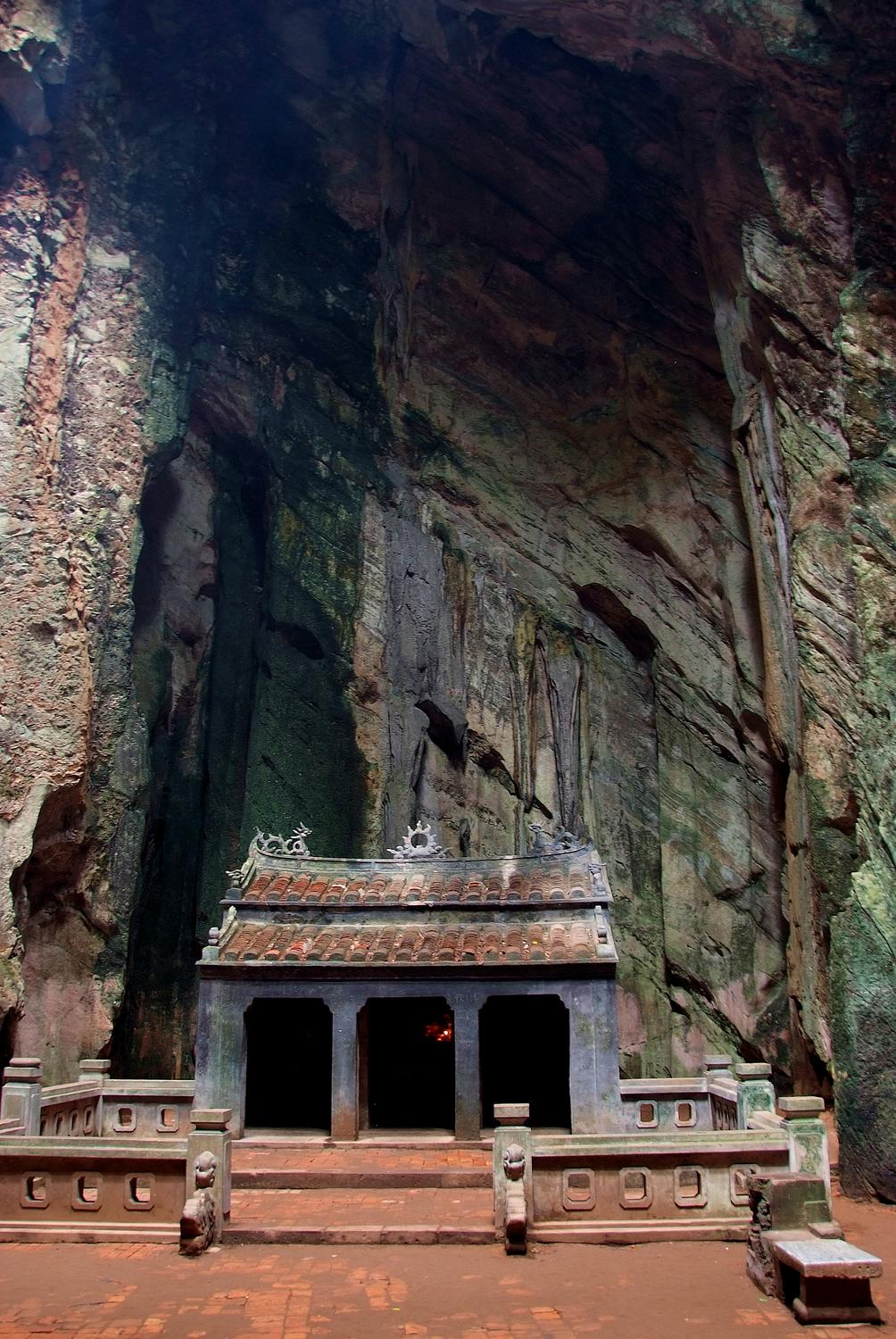 Marble Mountain Cave Temple