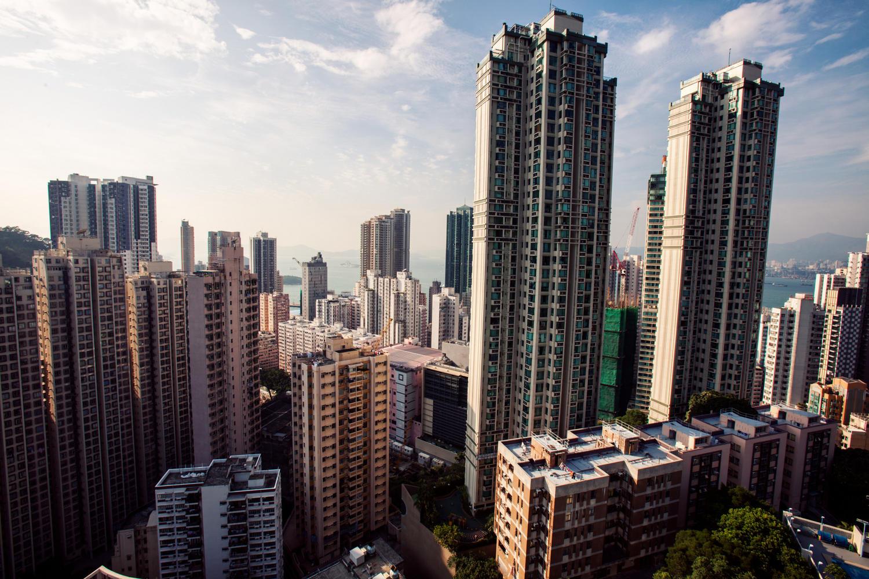 Life in Hong Kong and Beijing, 2012