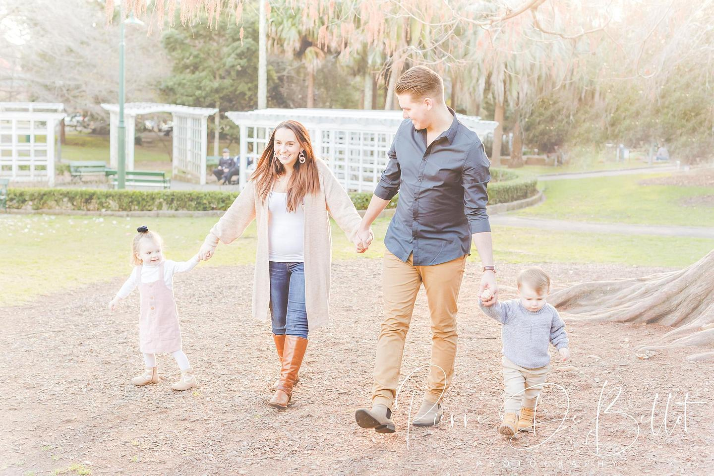 Family Lifestyle Session - Wahroonga