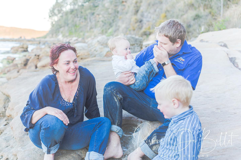 Family session - Umina Beach