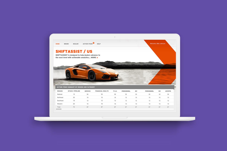Web UX / Automotive